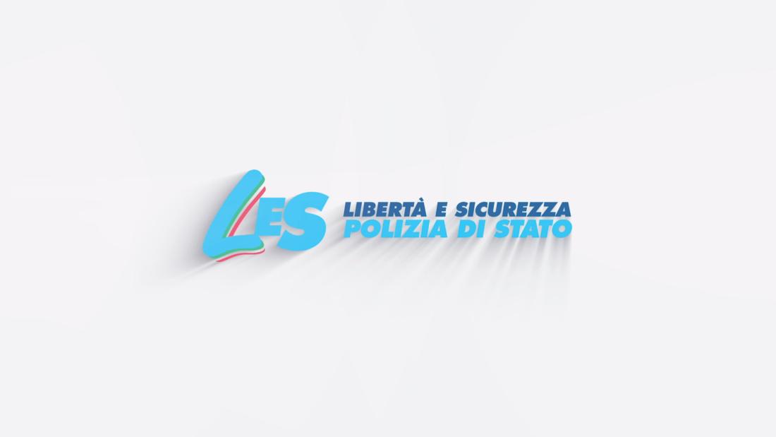 LeS Libertà e Sicurezza - Logo a pieno schermo