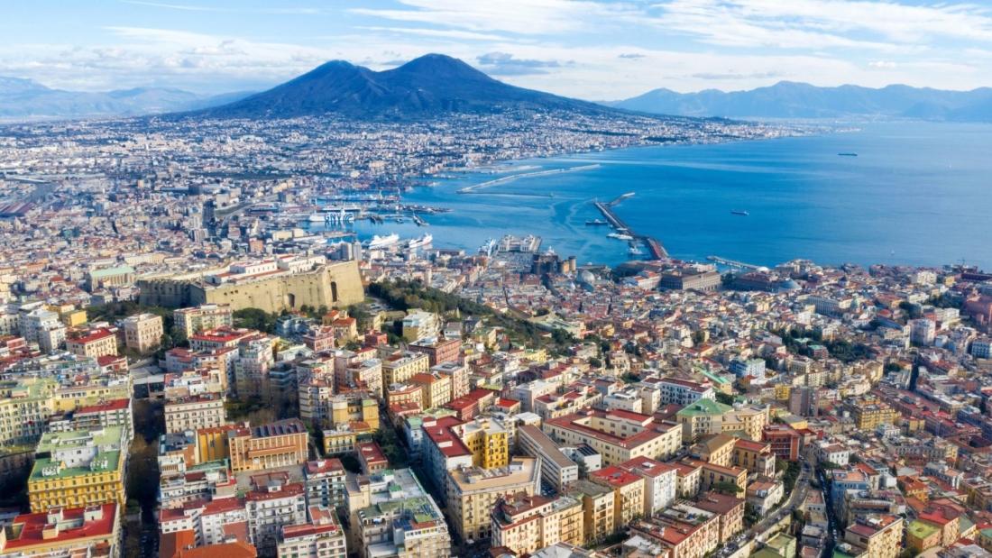 Città di Napoli - Panorama