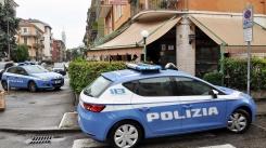 Macchine della Polizia di Stato