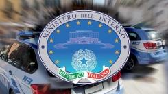 Ministero dell'Interno - Auto polizia stradale