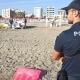 Polizia in spiaggi - Vacanze