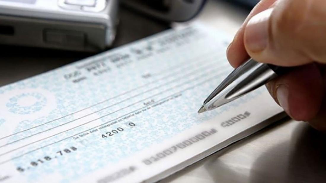 Compilazione assegni