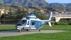 Augusta 109 - Reparti volo Polizia di Stato