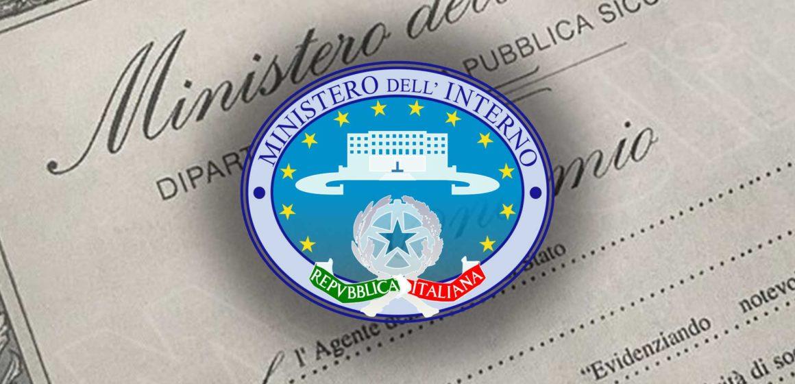ESITI COMMISSIONE CENTRALE RICOMPENSE DEL 16 SETTEMBRE 2020
