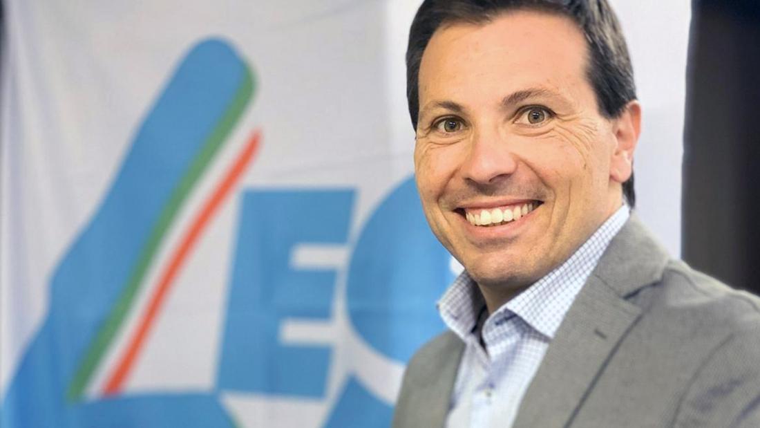 Pasquale Guaglianone Segretario Generale della provincia di Palermo