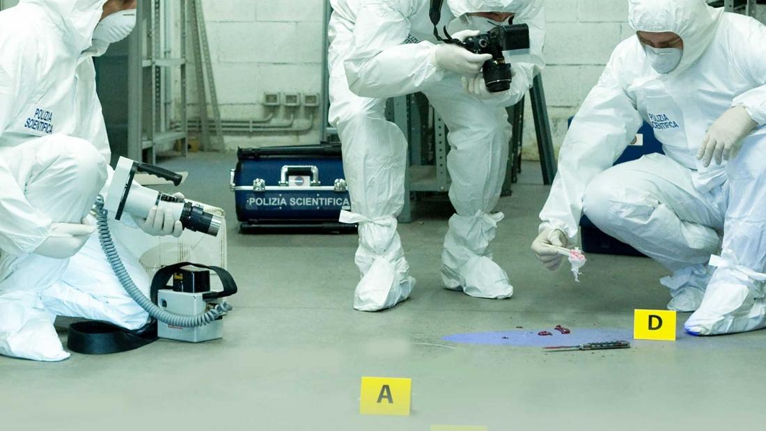 Polizia Scientifica - Polizia di Stato