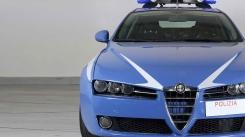 Alfa Romeo della Polizia di Stato