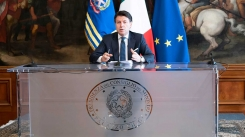 Presidente del Consiglio - Giuseppe Conte
