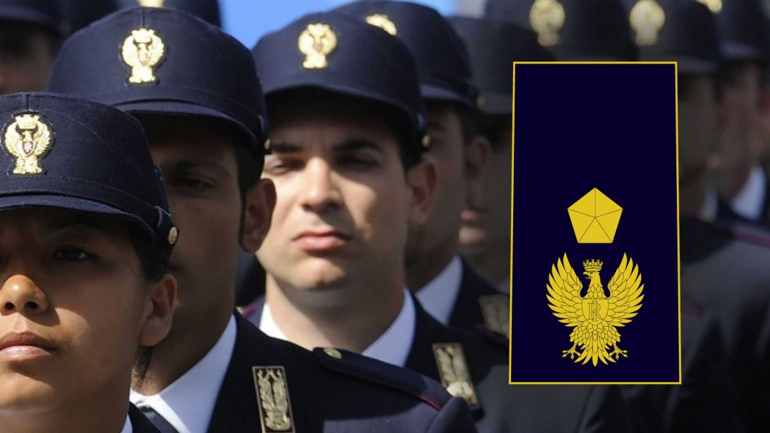 Vice Ispettori - Polizia di Stato