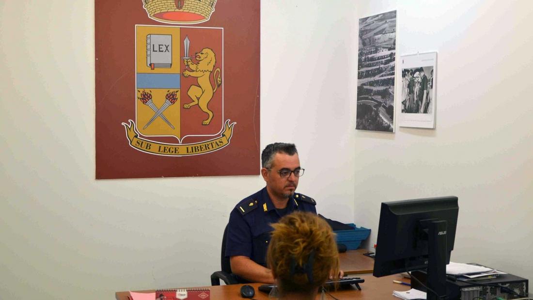 Ufficio Polizia di Stato