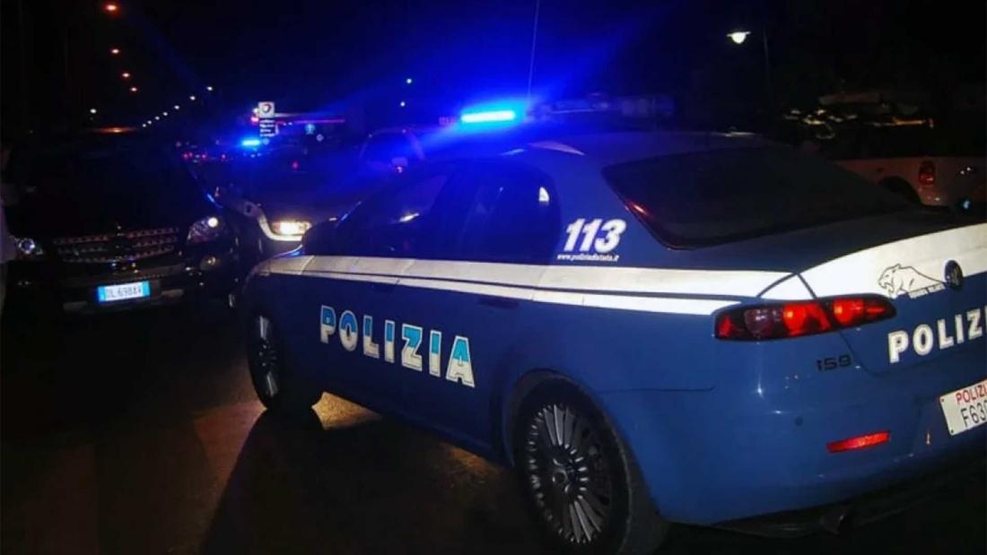 Macchine Polizia di Stato