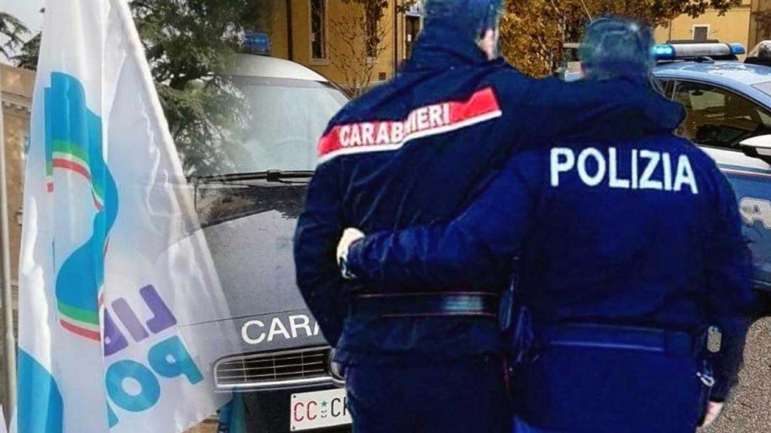 Polizia di Stato e Carabinieri