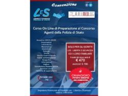 Corso on-line per agenti di polizia
