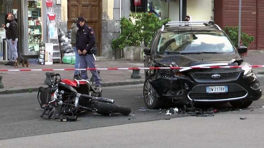 Incidente Falchi - Napoli