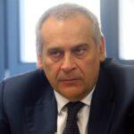 Lamberto Giannini - Capo della Polizia di Stato