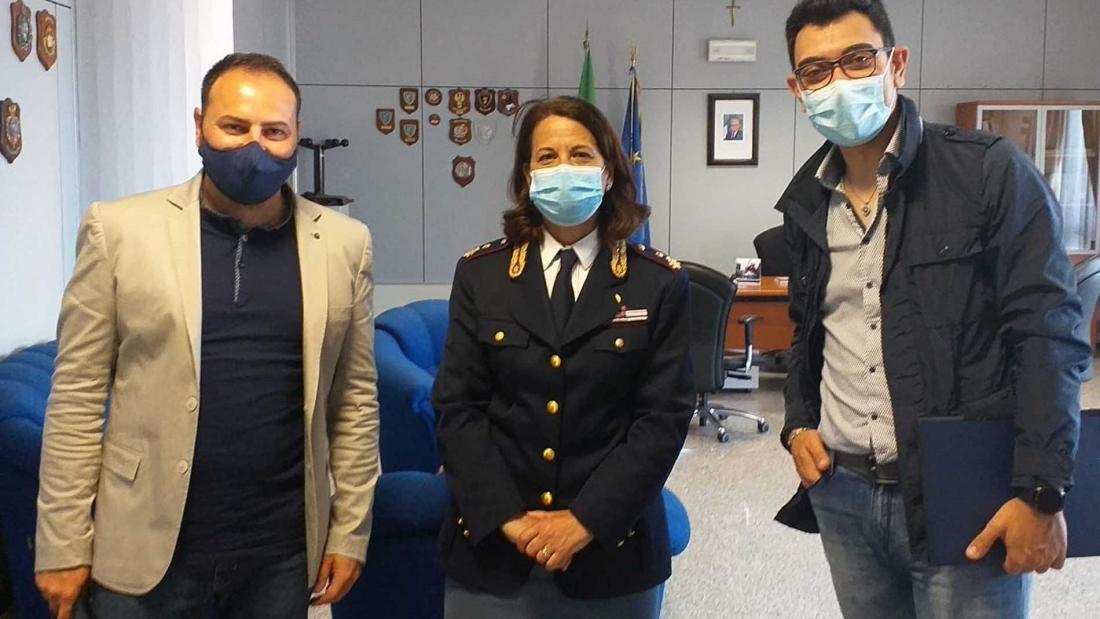 Incontro con Dr.ssa Caterina Naso