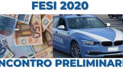 FESI 2020 - Incontro preliminare