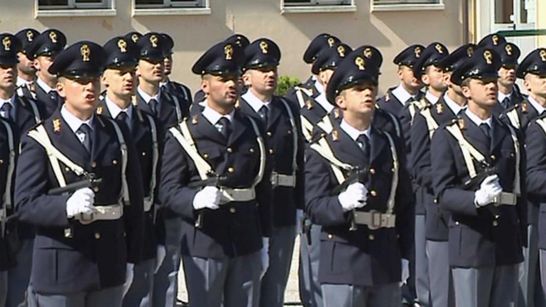 Allievi agenti di Polizia