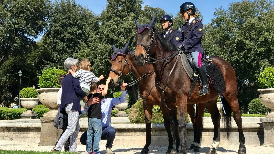 Cavalieri Polizia di Stato