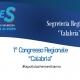 1 Congresso Regionale Calabria